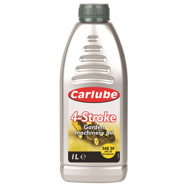 Carlube 4-Stroke Garden Machinery Oil - 1L