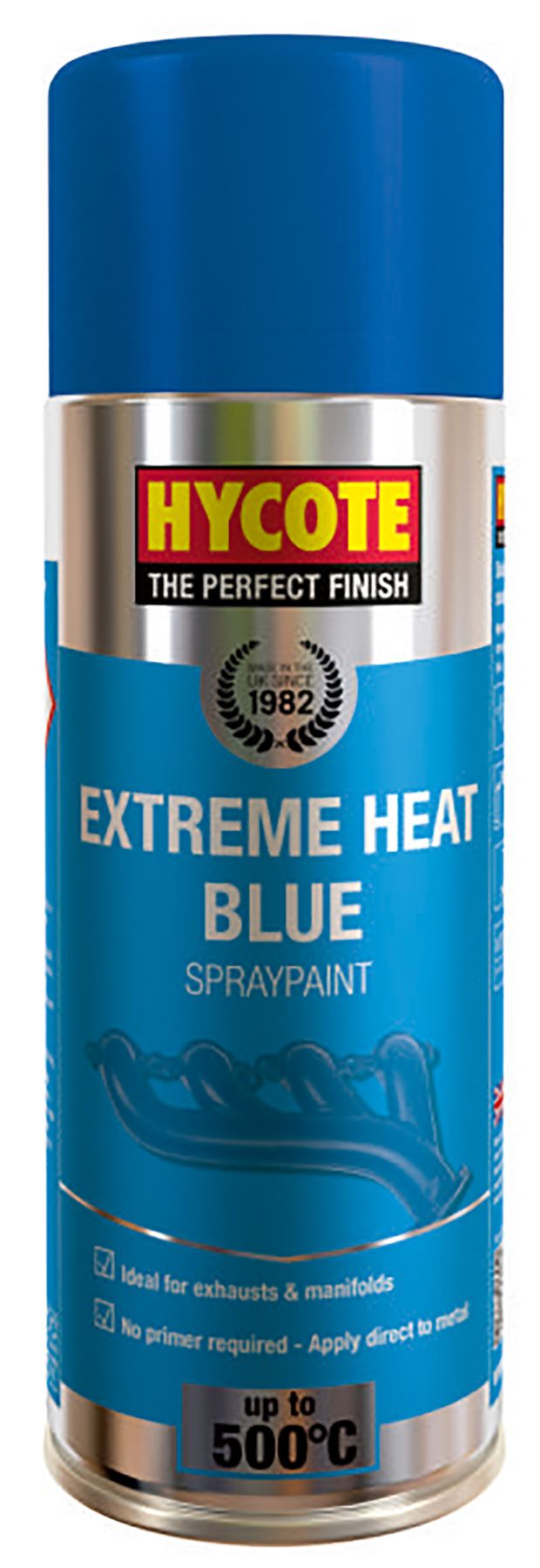 Hycote Extreme Heat Blue VHT Paint - 400ml