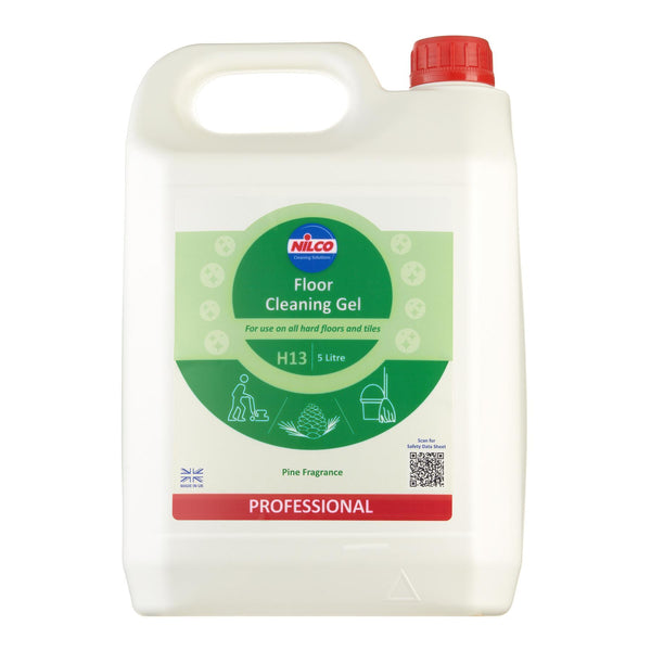Nilco H13 Pine Floor Cleaning Gel - 5L | Case of 2 | £10.55 Each