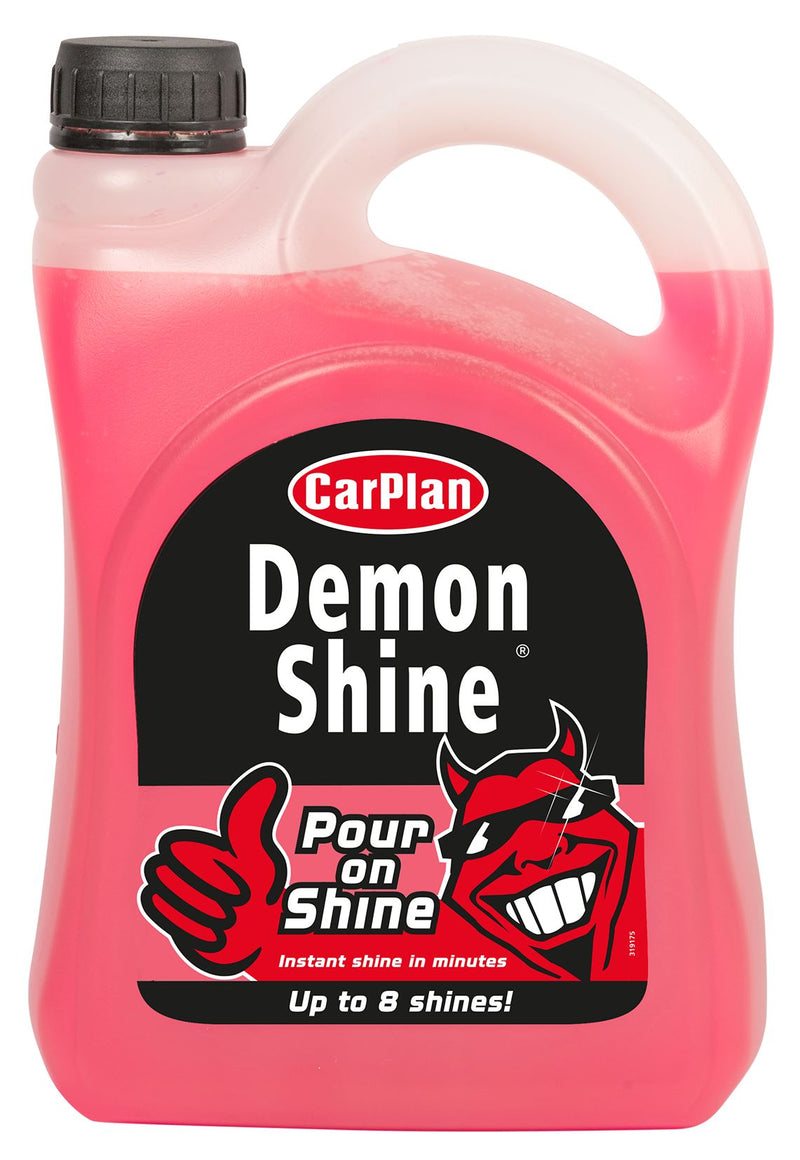 CarPlan Demon Shine Pour on Shine - 2L