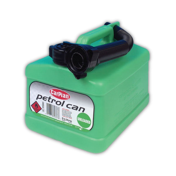 CarPlan Fuel Can - Petrol - 5L