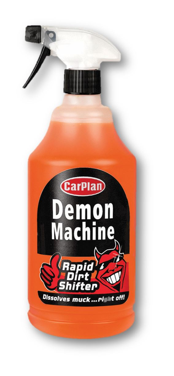 CarPlan Demon Machine Rapid Dirt Shifter - 1L