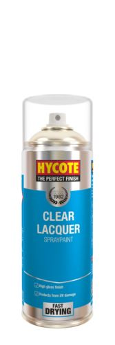 Hycote Clear Lacquer - 400ml