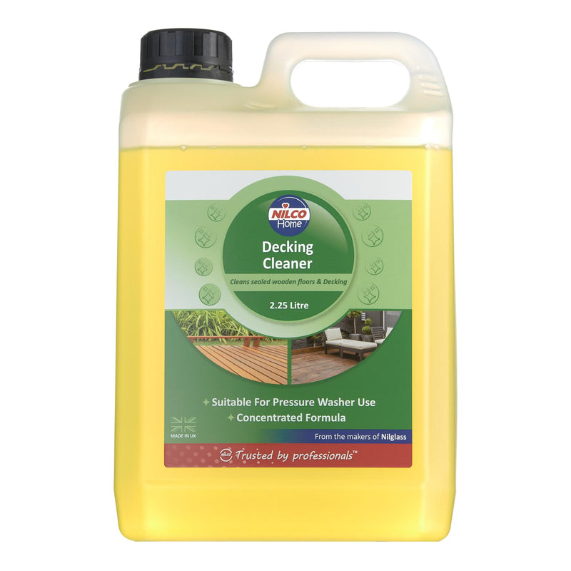 Nilco Decking Cleaner - 2.25L