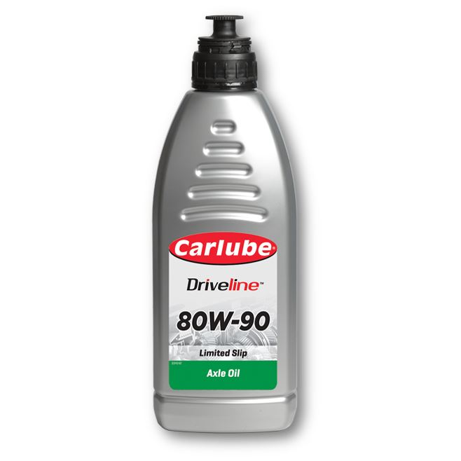 Carlube 80W-90 Limited Slip Gear Oil - 1L