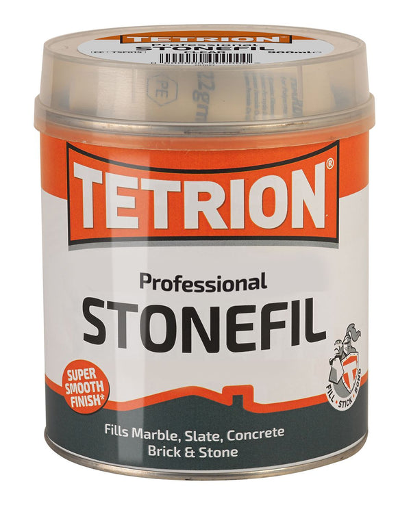 Tetrion Stonefil White  Waterproof Filler - 900ml