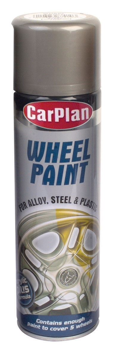 CarPlan Wheel Paint Steel - 500ml