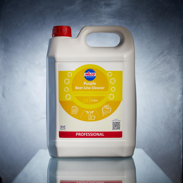Nilco Purple Beer Line Cleaner - 5L