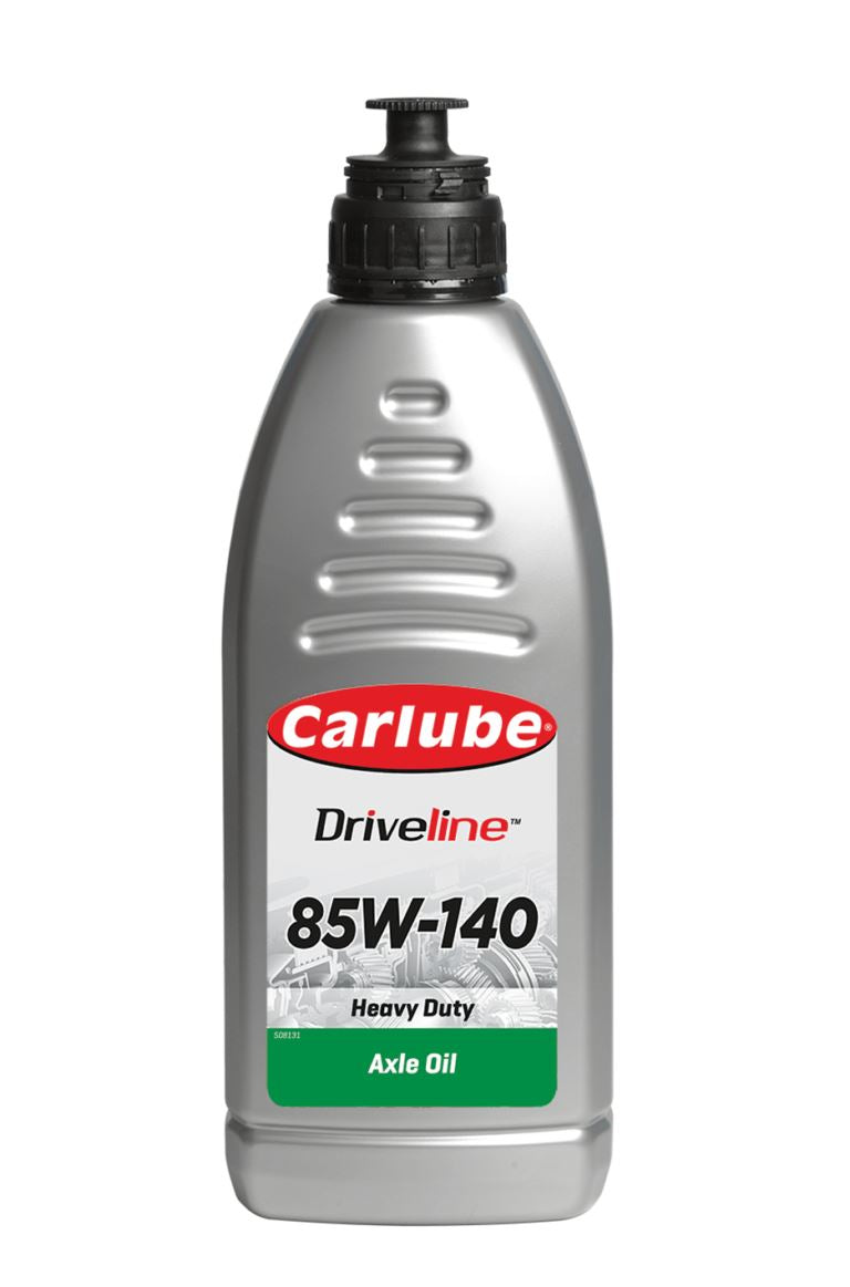 Carlube 85W-140 Heavy Duty Gear Oil - 1L