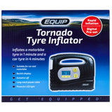Equip Rapid Digital Car Tyre Puncture Inflator