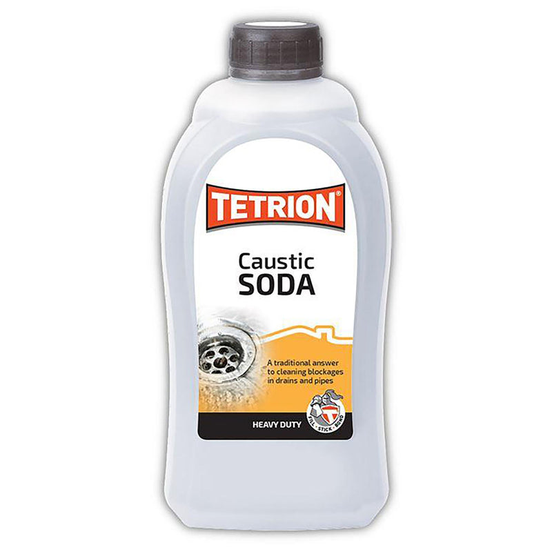 Tetrion Caustic Soda - 500g