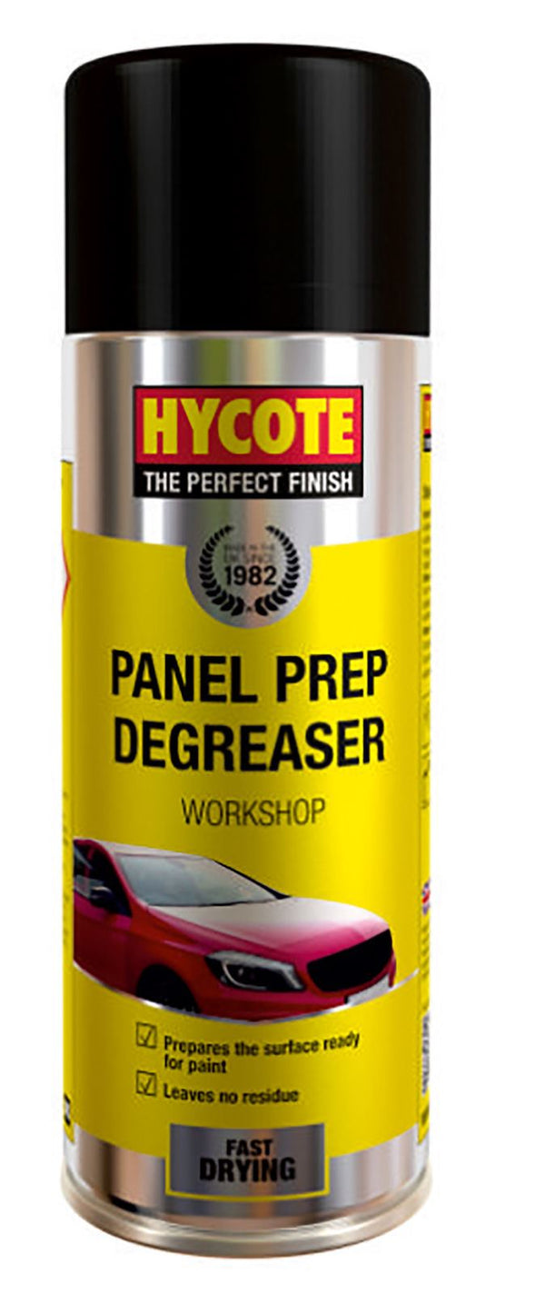 Hycote Maintenance Panel Prep Degreaser - 400ml