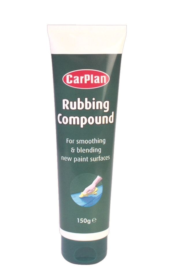 CarPlan Rubbing Compound - 150g