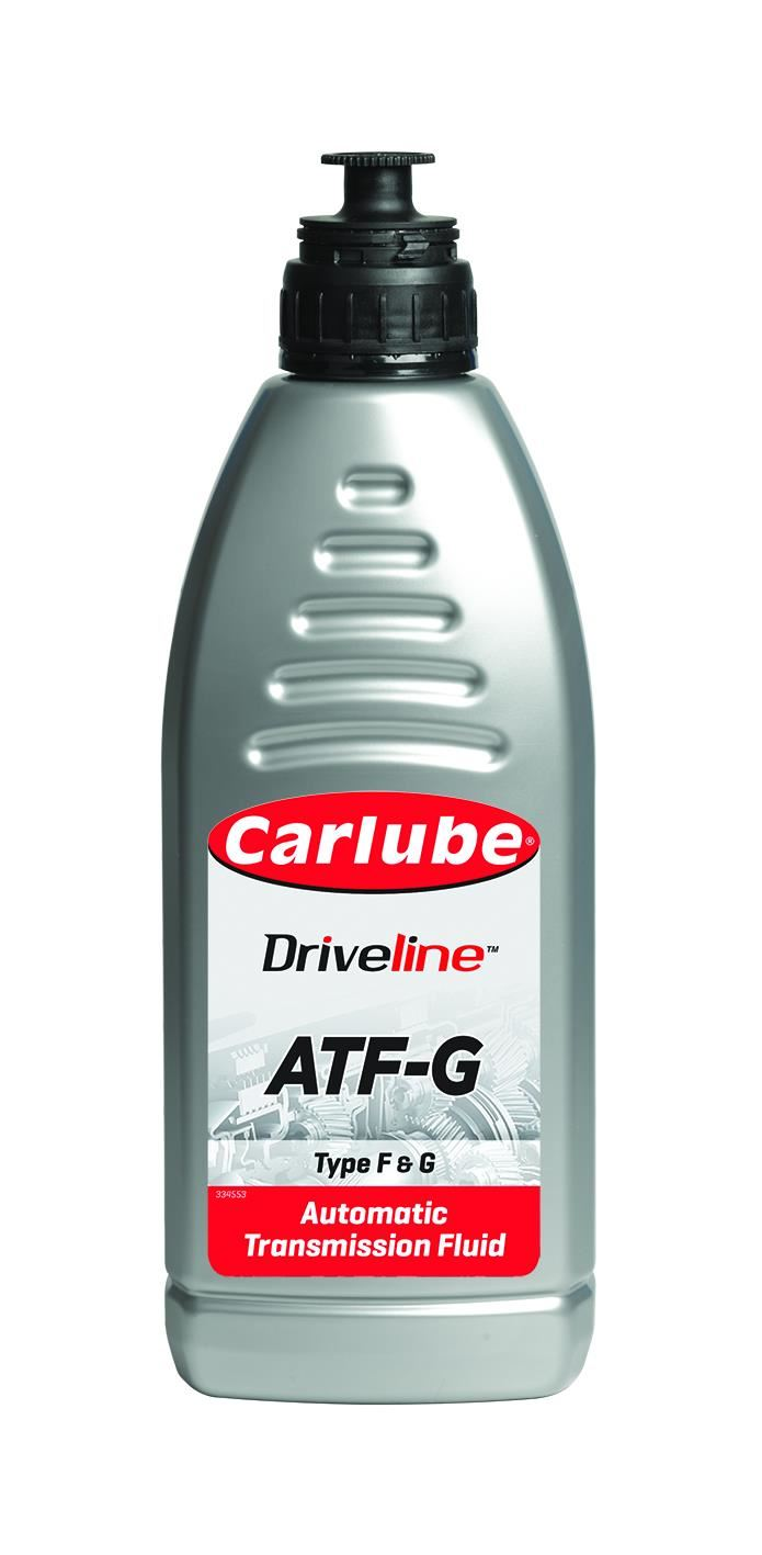 Carlube Driveline ATF-G Automatic Transmission Fluid - 1L