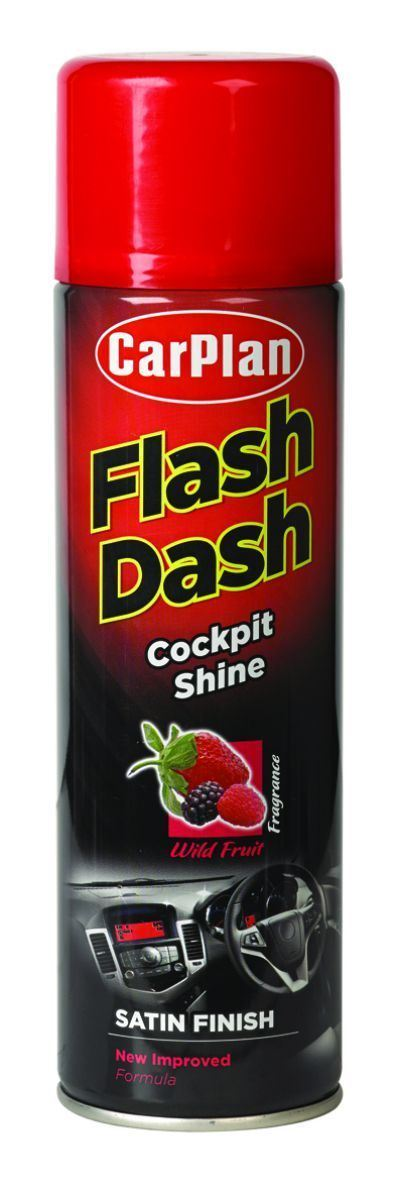CarPlan Flash Dash Satin Wild Fruits - 500ml