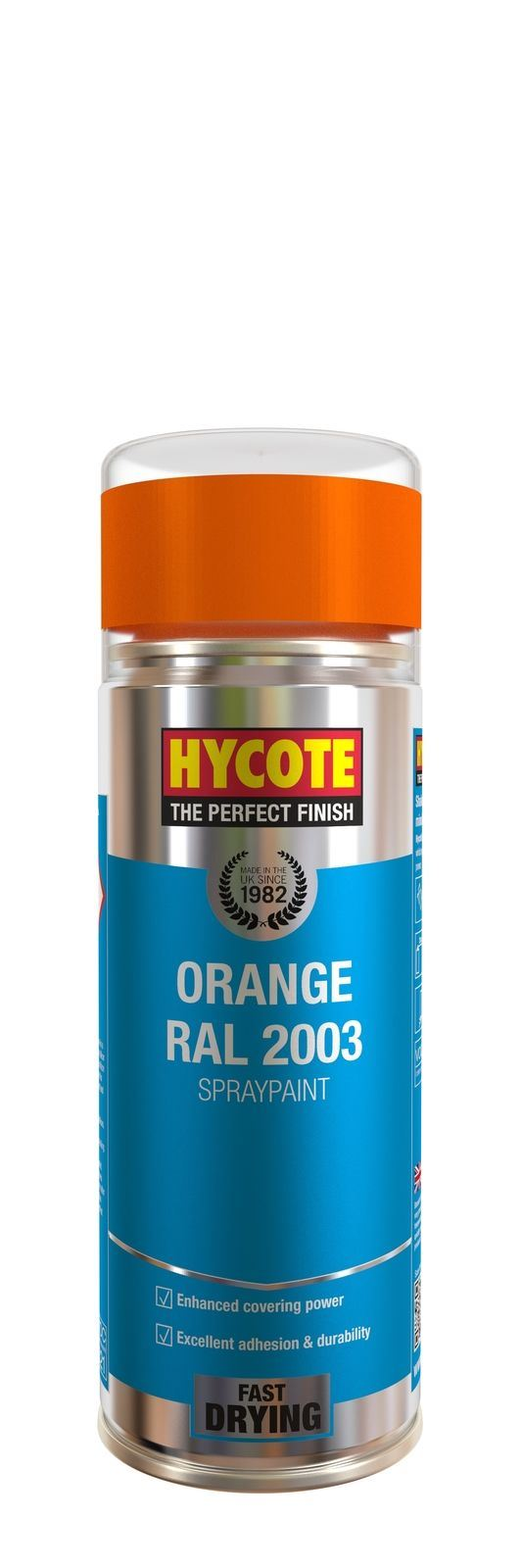 Hycote Orange Ral 2003 Paint - 400ml