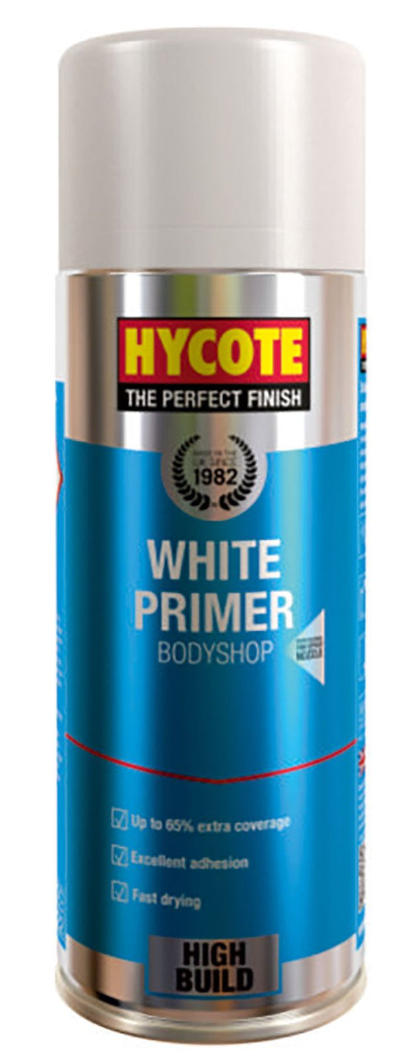 Hycote Bodyshop White Primer - 400ml