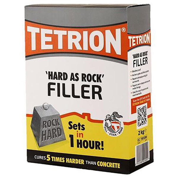 Tetrion Hard as Rock Filler - 2Kg