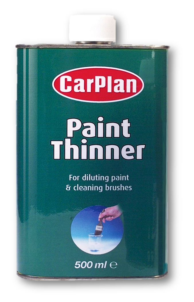CarPlan Paint Thinner & Brush Cleaner - 500ml