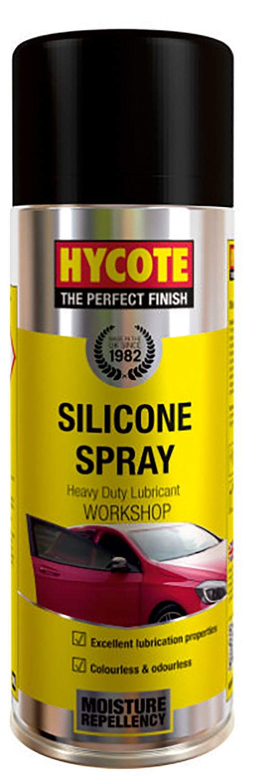 Hycote Maintenance Silicone Spray - 400ml