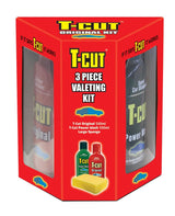 T-Cut Original Valeting Kit