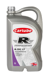 Carlube Triple R R-TEC 17 5W-30 Fully Synthetic Oil - 5L