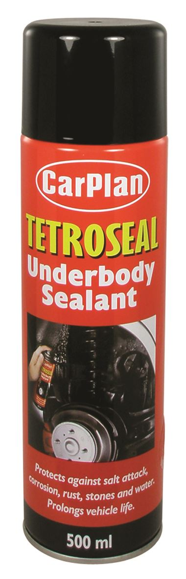 CarPlan Underbody Sealant Aerosol - 500ml