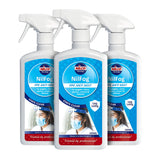 Nilco Nilfog™ PPE Anti Mist Spray - 500ml | Case of 3 | £4.89 Each