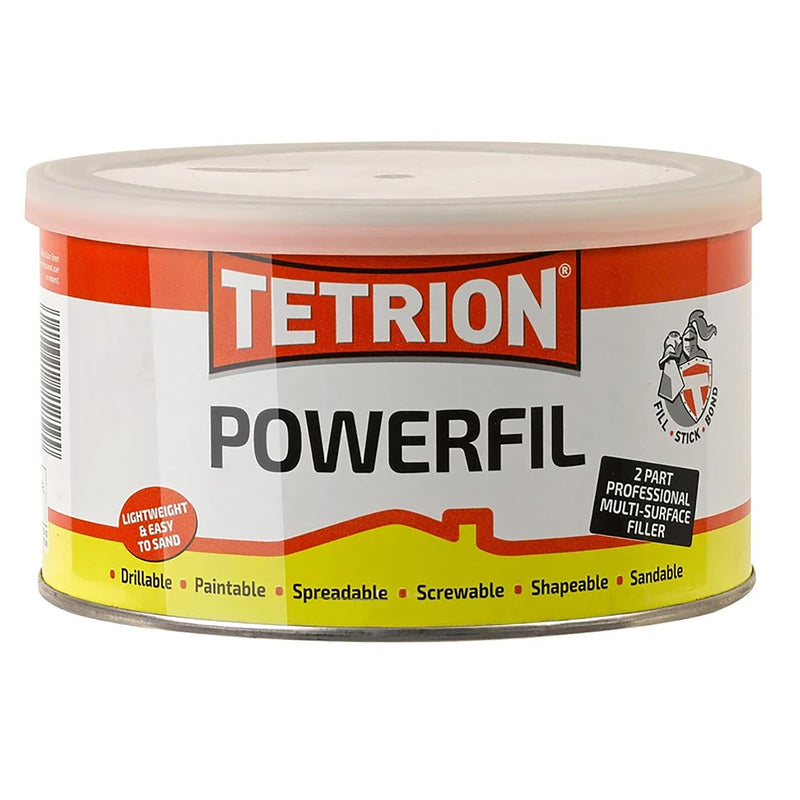 Tetrion Powerfil 2K Filler - 1Kg