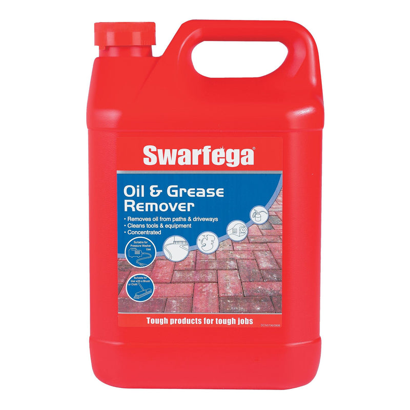Swarfega Oil And Grease Remover Bottle - 5L