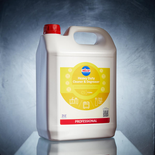 Nilco Heavy Duty Cleaner & Degreaser - 5L