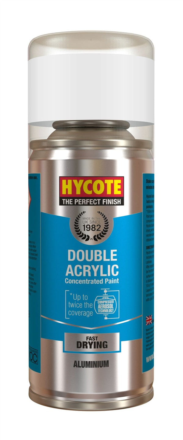 Hycote Aluminium Touch Up Paint - 150ml