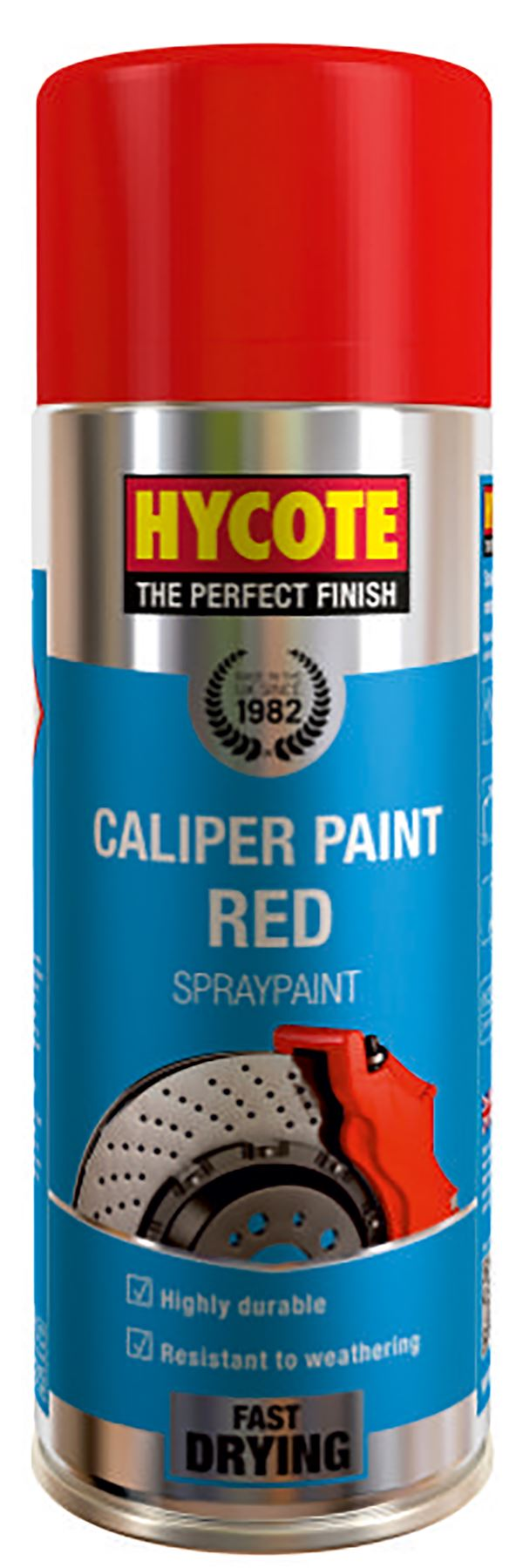 Hycote Red Caliper Paint - 400ml