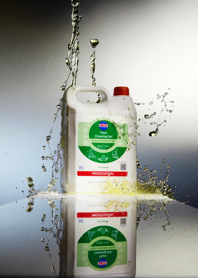 Nilco H13 Floor Cleaning Gel Pine Fragrance - 5L