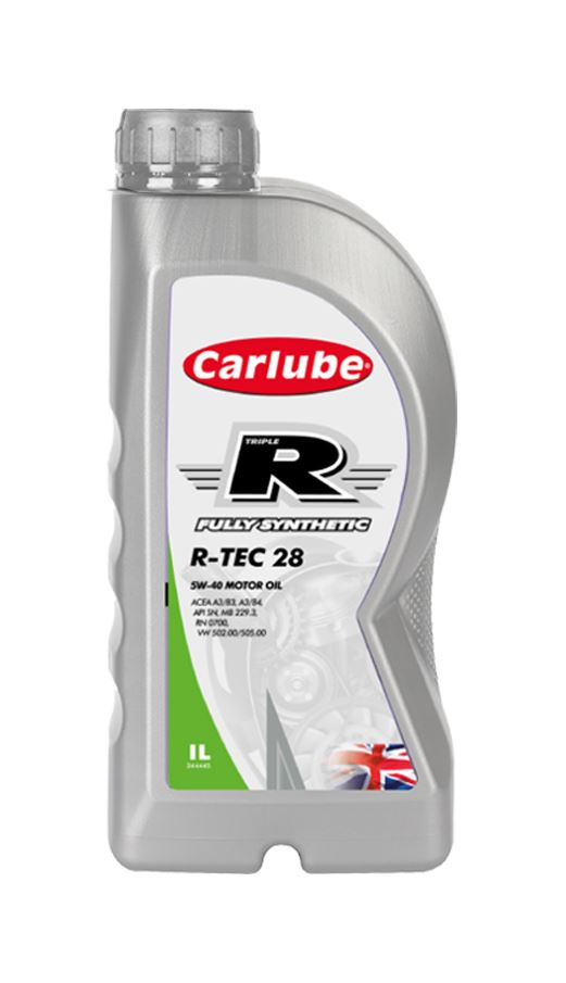 Carlube Triple R 0W-30 C2 F Fully Synthetic Car Motor Engine Oil - 1L