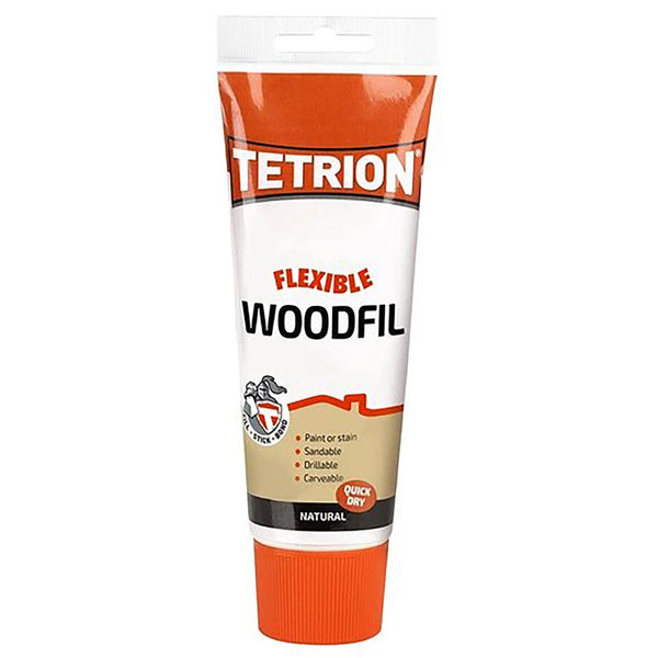 Tetrion Flexible Ready Mixed Woodfil - 330g