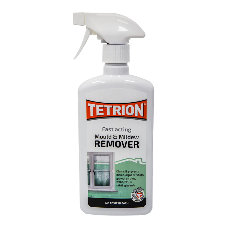 Tetrion Mould and Mildrew Remover - 500ml