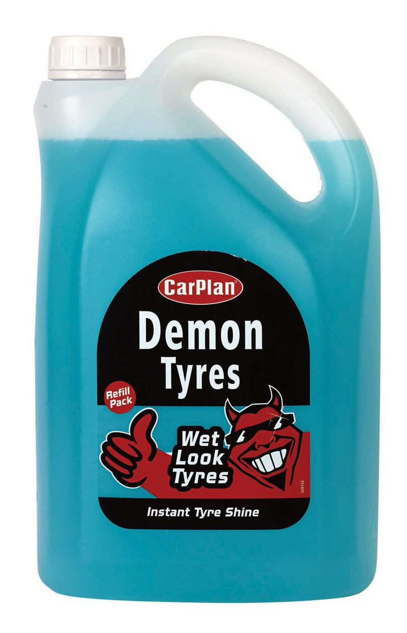 CarPlan Demon Tyres Cleaner - 5L