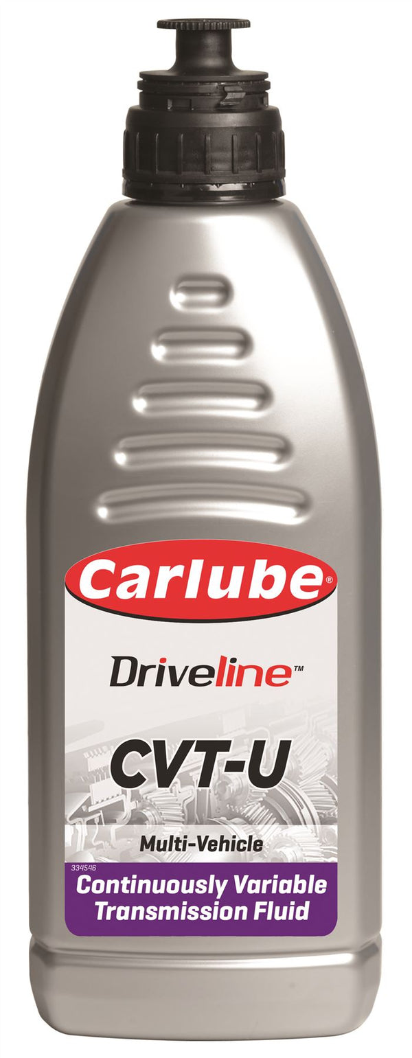 Carlube Driveline CVT-U Continuously Variable Transmission Fluid - 1L