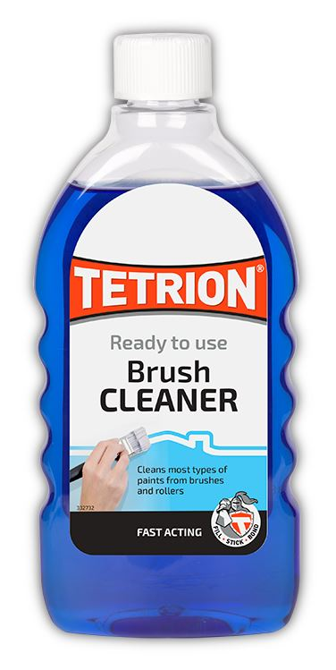 Tetrion Ready To Use Paint Brush Cleaner - 500ml