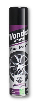 Wonder Wheels Original Wheel Cleaner, Wheel Sealant, Tyre Gloss Kit