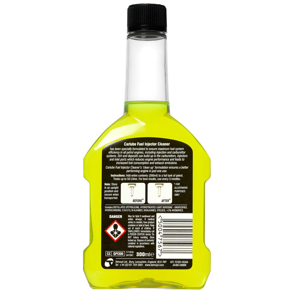 Carlube Petrol Injector Cleaner - 300ml