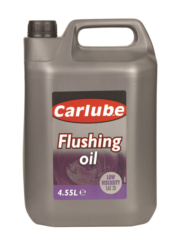 Carlube Flushing Oil - 4.55L