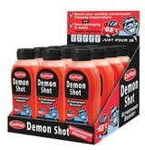 CarPlan Demon Shot Concentrated Screenwash - 500ml - Counter Box of 12