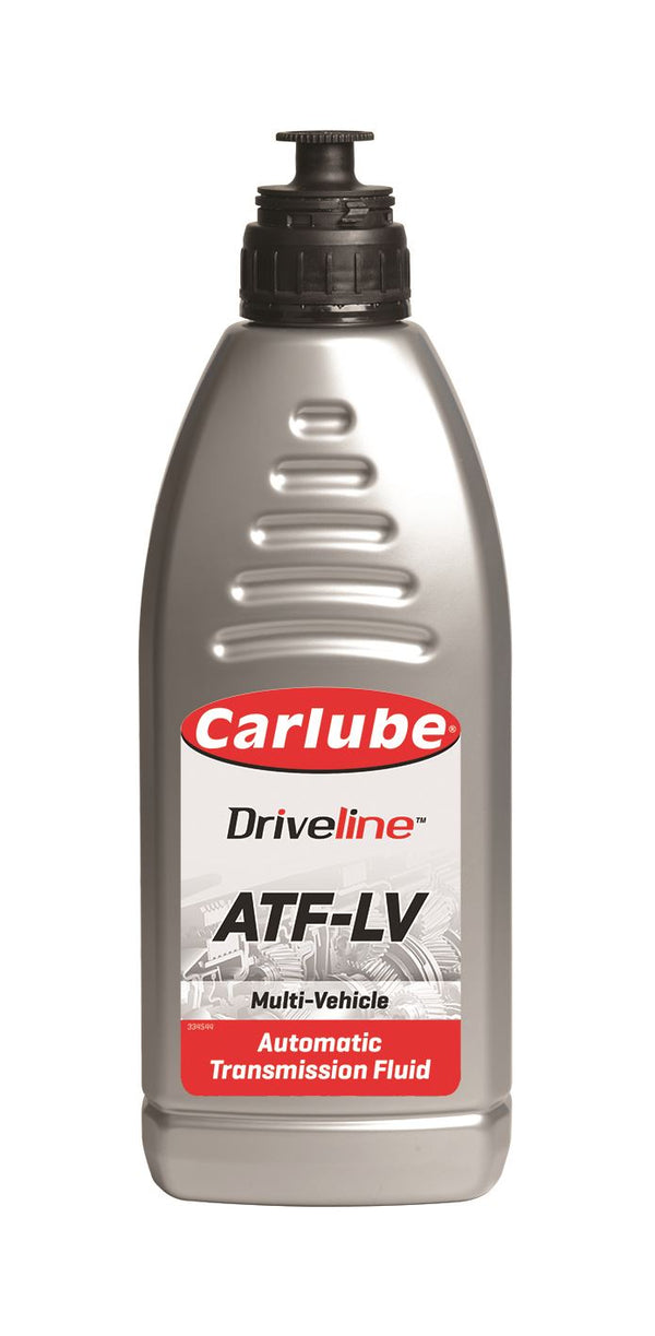 Carlube Driveline ATF-LV Automatic Transmission Fluid - Low Viscosity - 1L