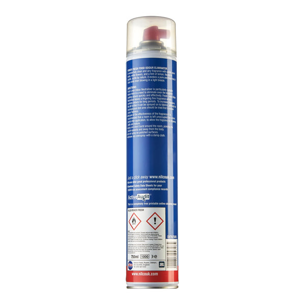 Nilco Power Fresh Linen Aerosol Air Freshener - 750ml