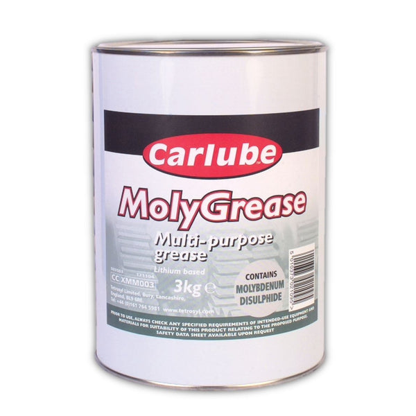 Carlube Moly Grease Tub - 3Kg
