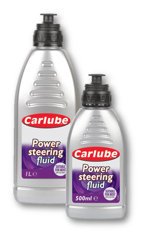 Carlube Power Steering Fluid - 4.55L