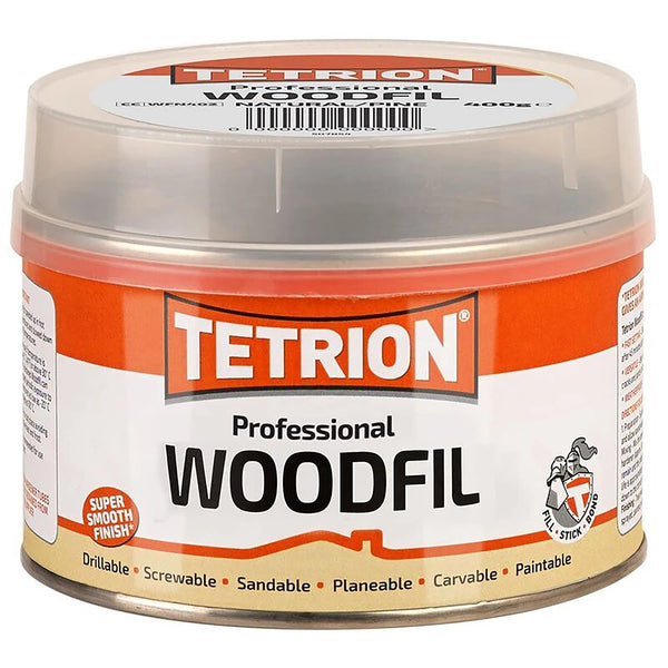 Tetrion Woodfil 2K Filler White - 400g