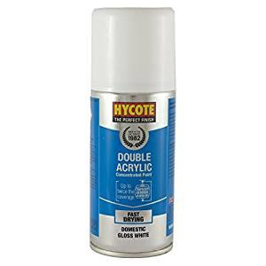 Hycote Domestic Gloss White Touch Up Paint - 150ml